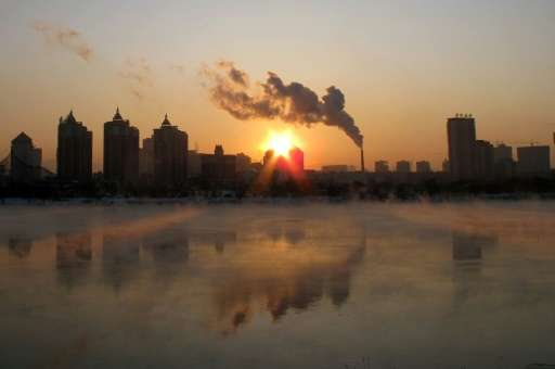 Climate 'carbon budget' soon maxed out