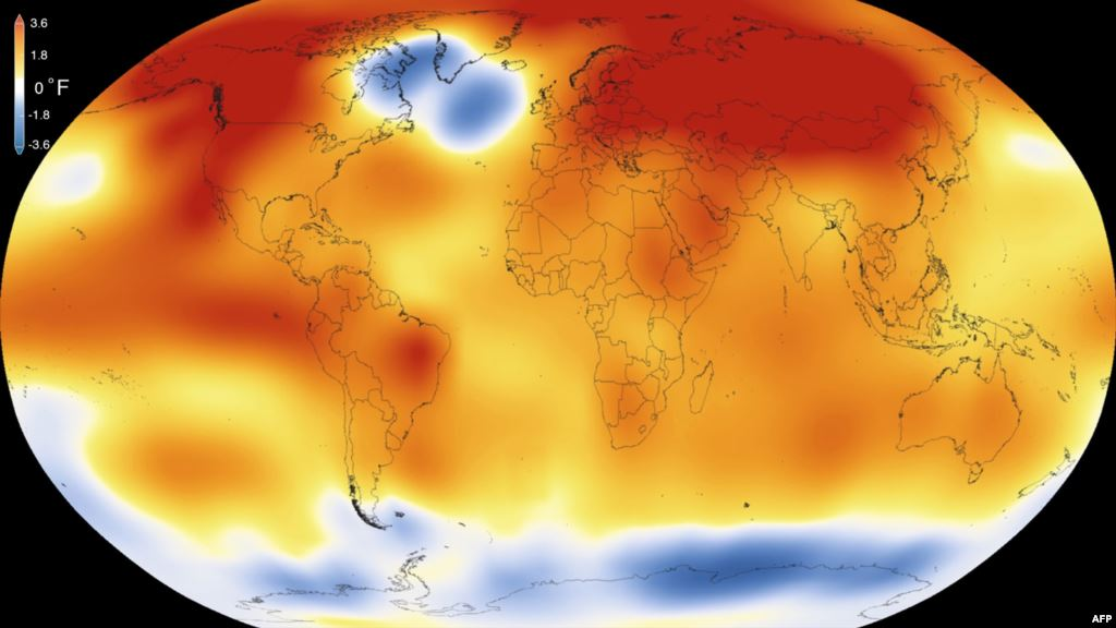 Climate Change Rate May Be Faster Than Expected