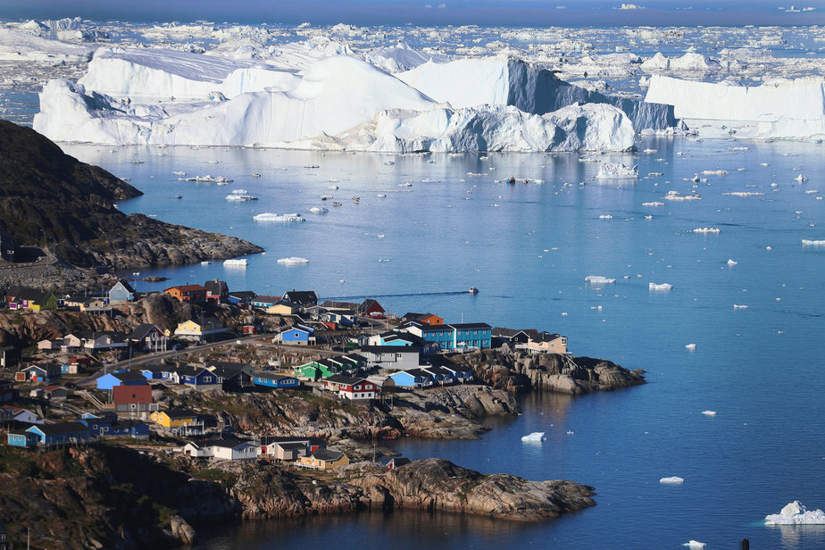 Melting Ice Raised Sea Levels More Than Previously Thought, Study Says