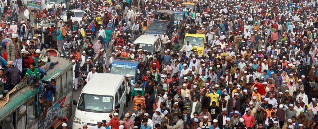 The world's population is growing faster than we thought