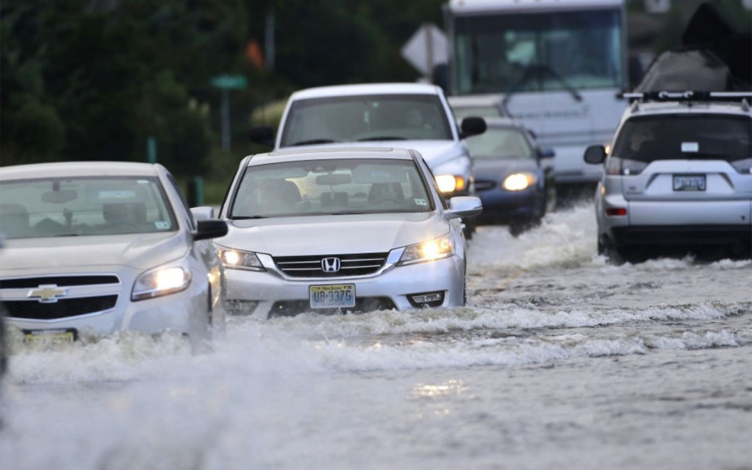 Extreme rainfall risks could triple in the U.S. under climate change, scientists warn