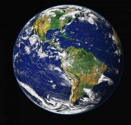 No El Nino? No problem. Earth sizzles to near record heat