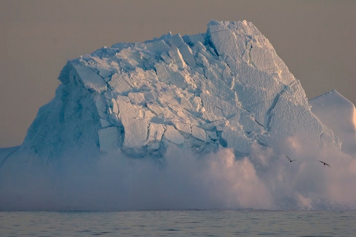 Climate Change Altering the Arctic Faster Than Expected