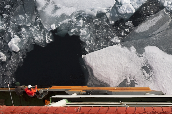 Parts of the Arctic Ocean are Turning Into the Atlantic