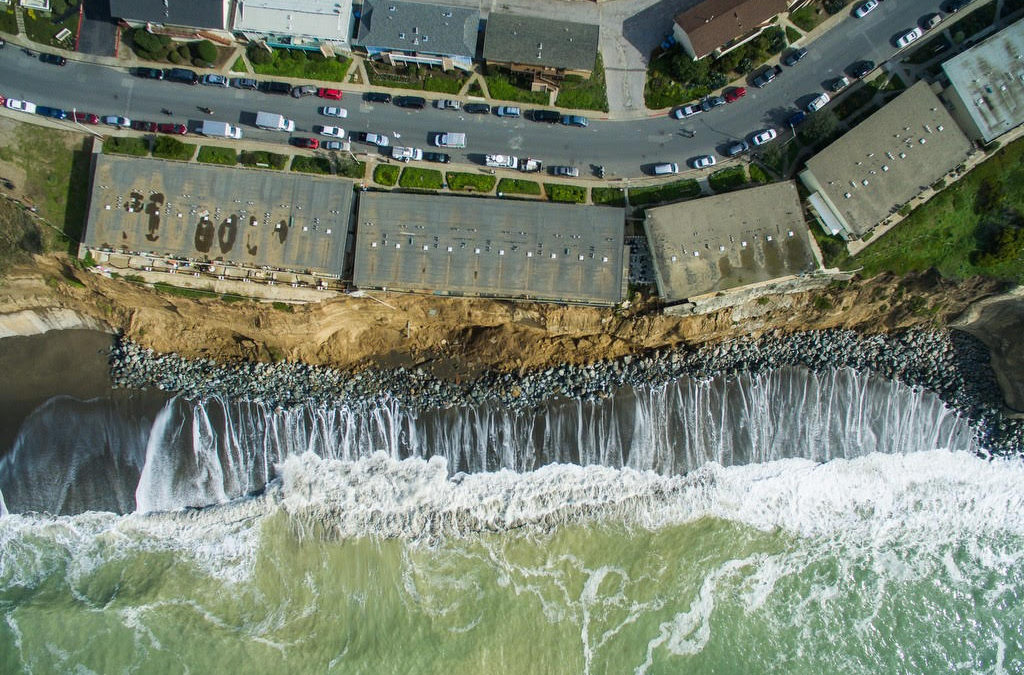 California submerging: Rising seas are claiming its famed coast faster than scientists imagined
