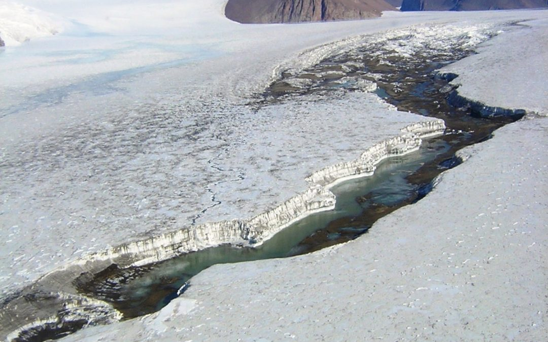 Polar glaciers may be home to previously undiscovered carbon cycle