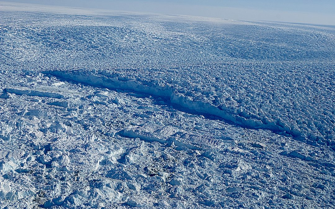 Scientists just uncovered some troubling news about Greenland's most enormous glacier