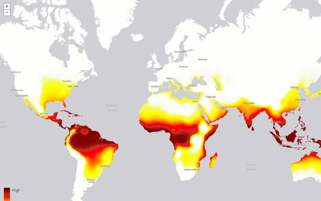 Deadly Heat Waves Could Endanger 74% of Global Population by 2100, Study Says