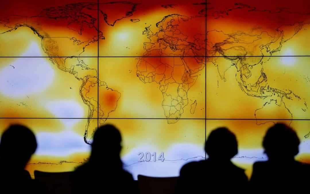 Study: our Paris carbon budget may be 40% smaller than thought