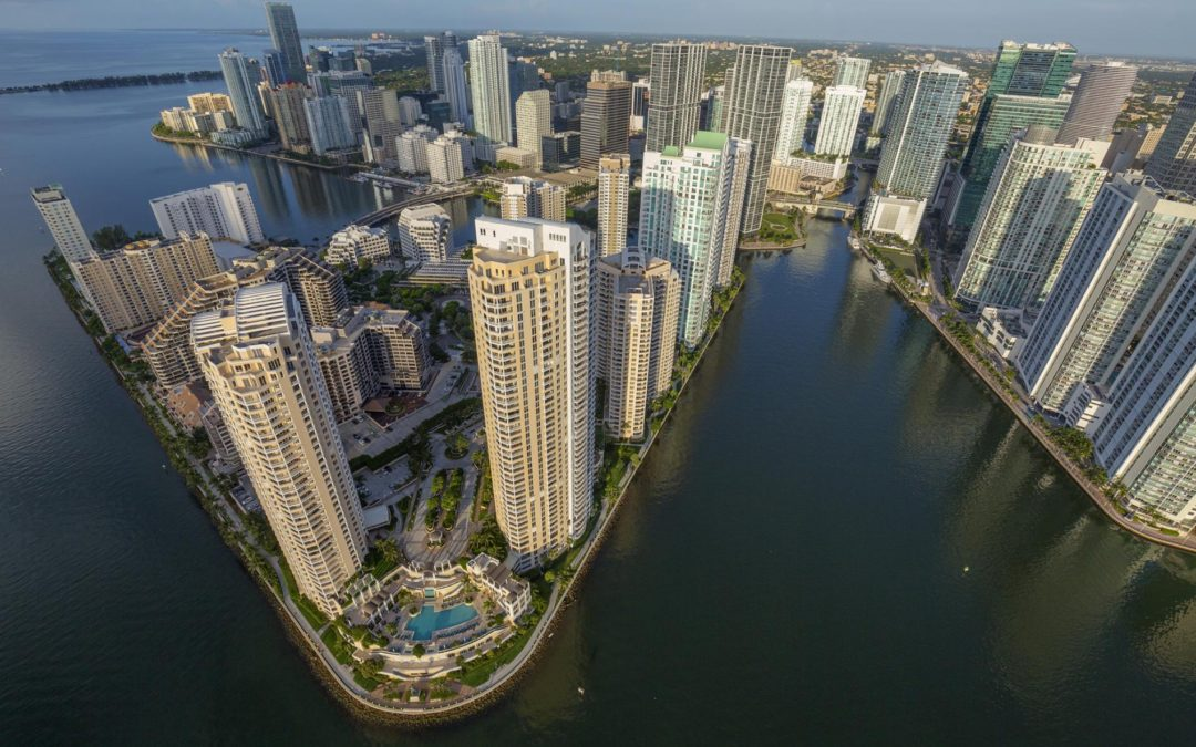 Sea Level Rise Will Flood Hundreds of Cities in the Near Future