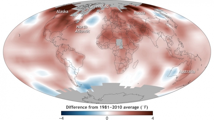These Are the Crazy Climate Records from 2016 You Haven't Heard Much About