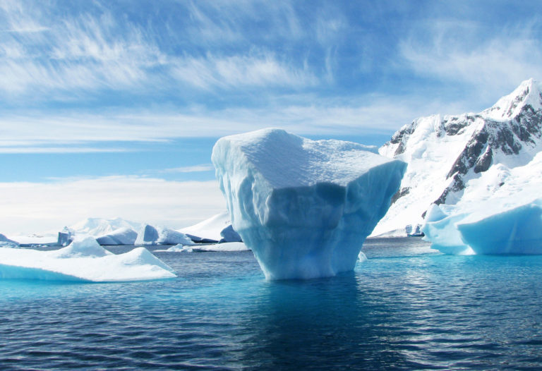 Greenland Ice Sheet Likely Contains High Levels Of Anthropogenic Pollutants