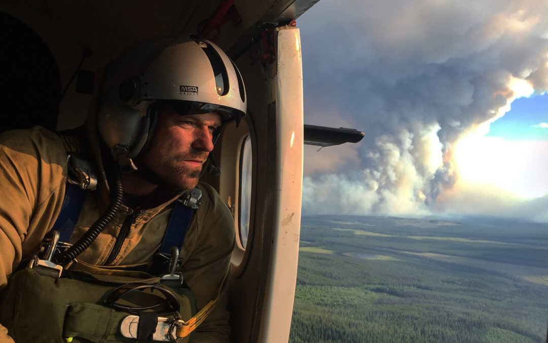British Columbia is having its worst wildfire season in recorded history