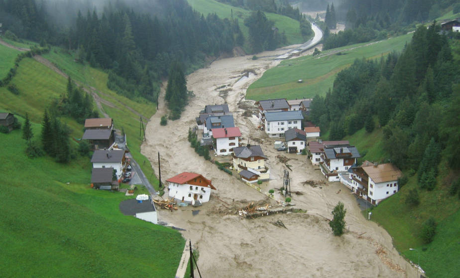 Rivers Are Flooding Earlier in Parts of Europe as Climate Changes