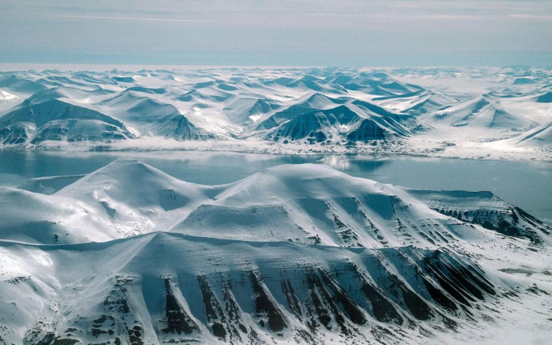 Melting permafrost in the Arctic is unlocking diseases and warping the landscape