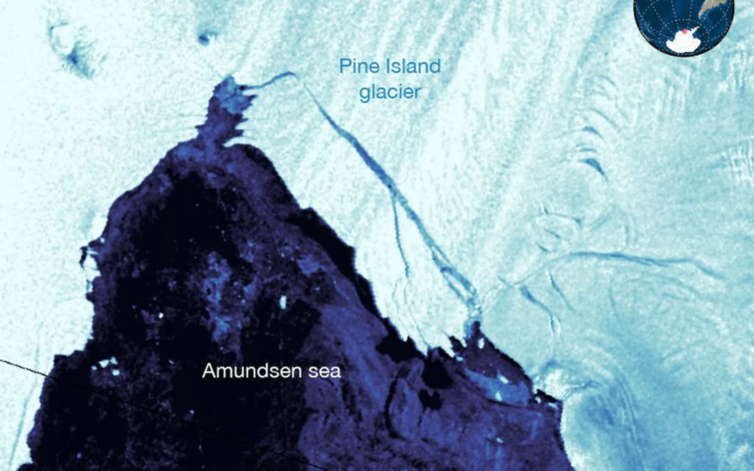 A key Antarctic glacier just lost a huge piece of ice — the latest sign of its worrying retreat