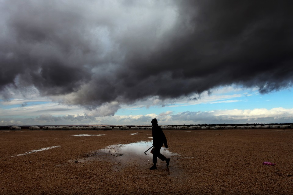 The Strange Future Hurricane Harvey Portends