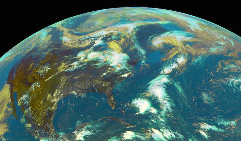 Greenland melt speeds East Coast sea level rise