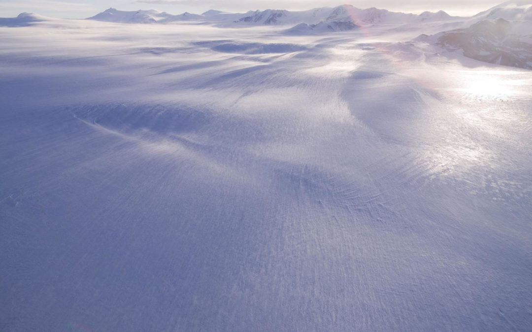 East Antarctic Ice Has a Wild Past. It May Be a Harbinger
