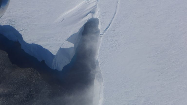 Tiny Losses of Ice at Antarctica's Fringes May Hasten Declines in Interior