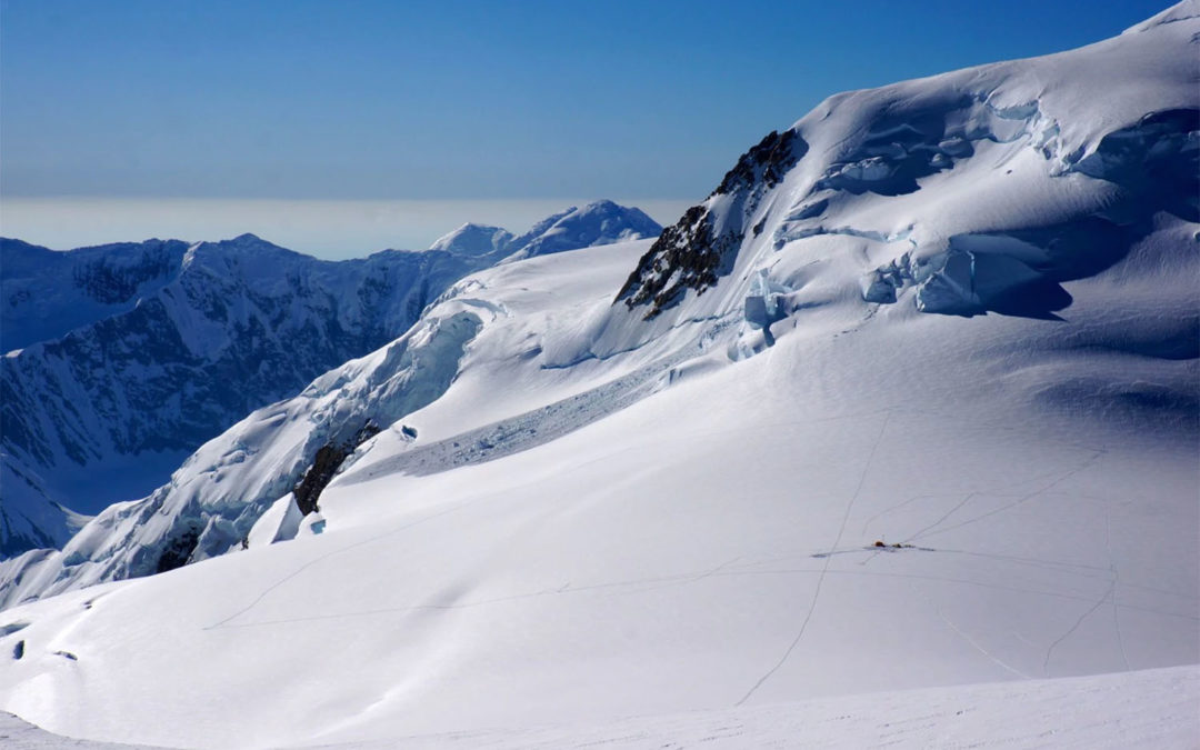 Scientists stunned by massive snowfall increases among Alaska's highest peaks