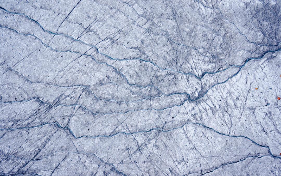 Algae Growth Reduces Reflectivity, Enhances Greenland Ice Sheet Melting