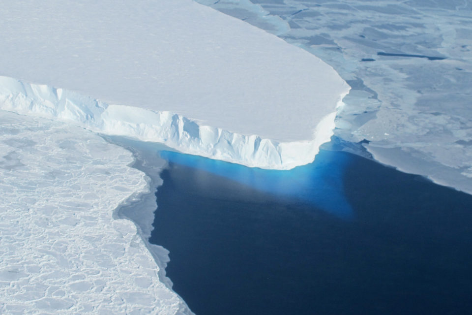 Stanford researcher: Interacting Antarctic glaciers may cause faster melt and sea level contributions