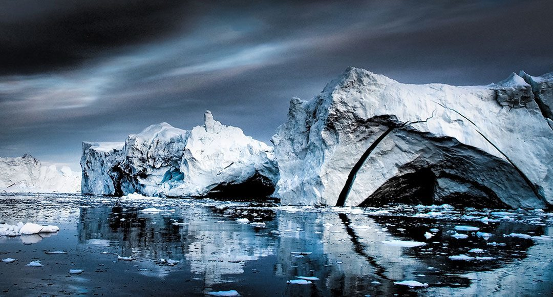 Earth's Ice Is Melting Much Faster Than Forecast.