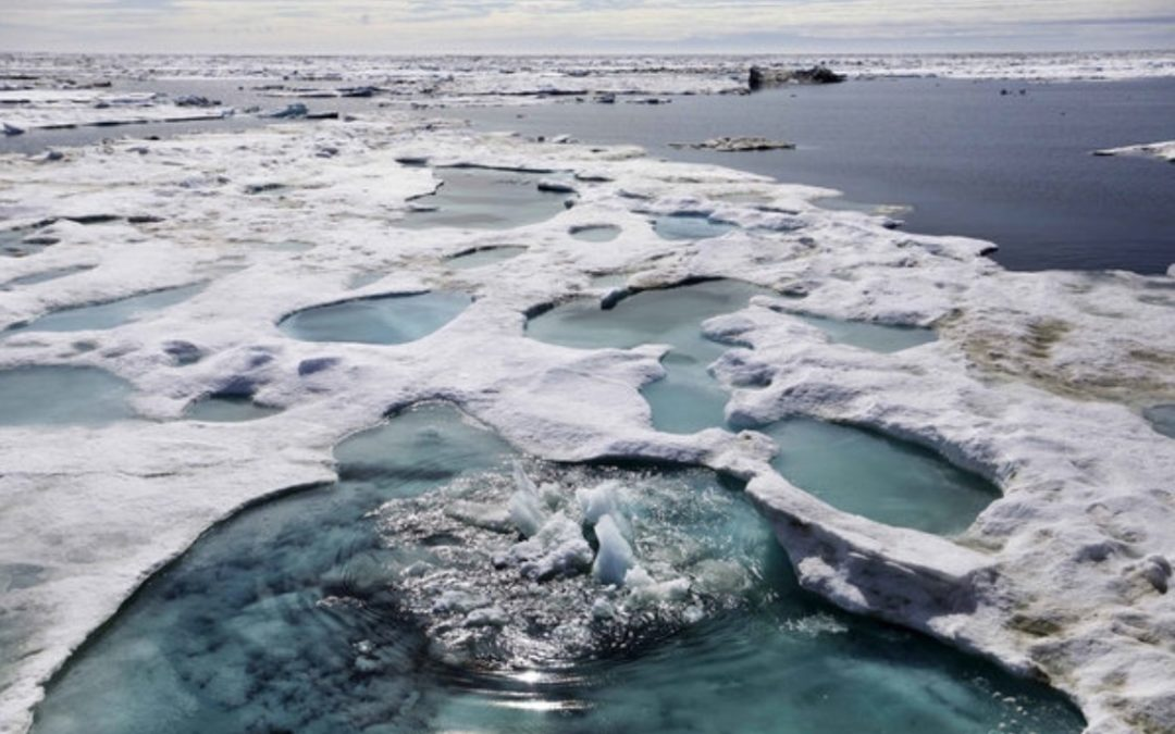The Arctic has inversions just like Utah, and they could be making climate change worse