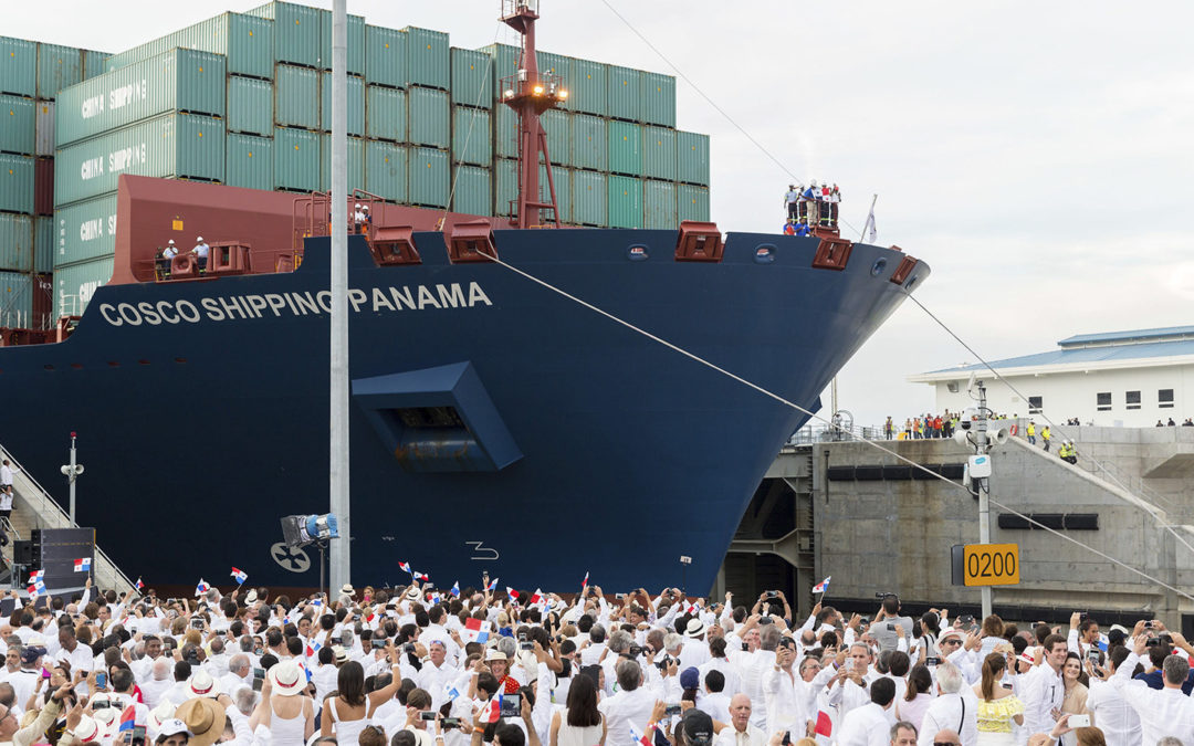 Uncharted Territory: The shipping industry needs to deliver cleaner cargo ships, or we're all sunk.