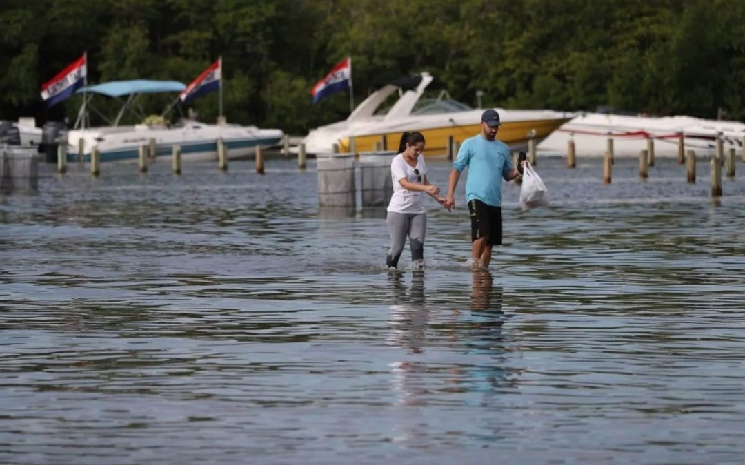 Federal report: High-tide flooding could happen 'every other day' by late this century