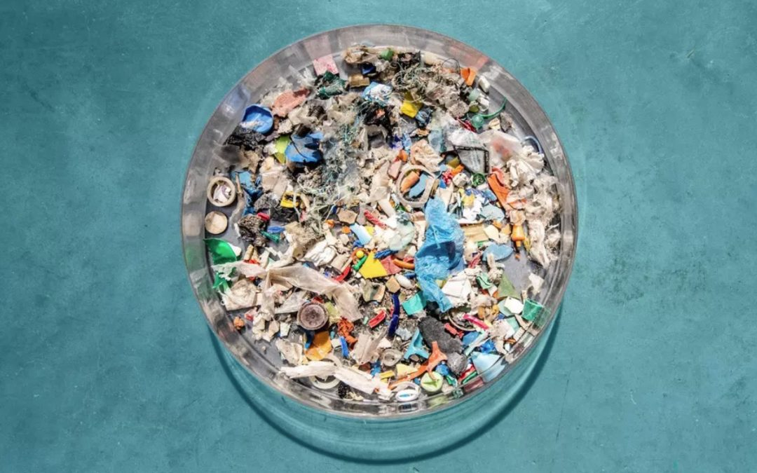 The 'Great Pacific Garbage Patch' Is Ballooning, 87,000 Tons of Plastic and Counting