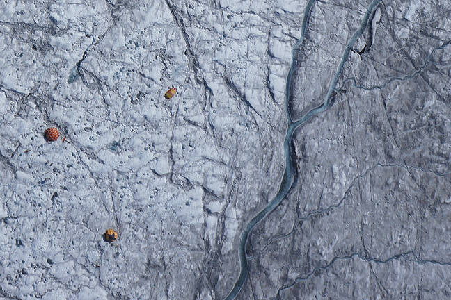 What Is Eating Away at the Greenland Ice Sheet?