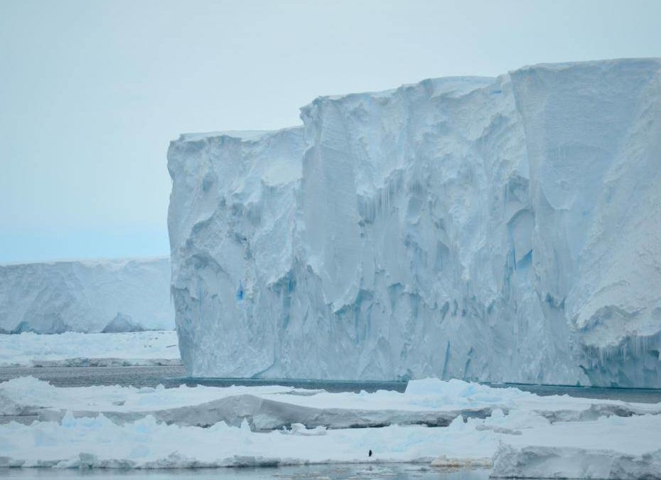 Sea levels could be rising faster than predicted due to new source of Antarctic ice melting