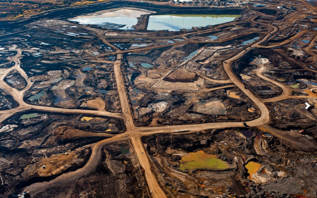 A Pipeline Controversy Explained: Is Washington Now In The Tar Sands Crosshairs?