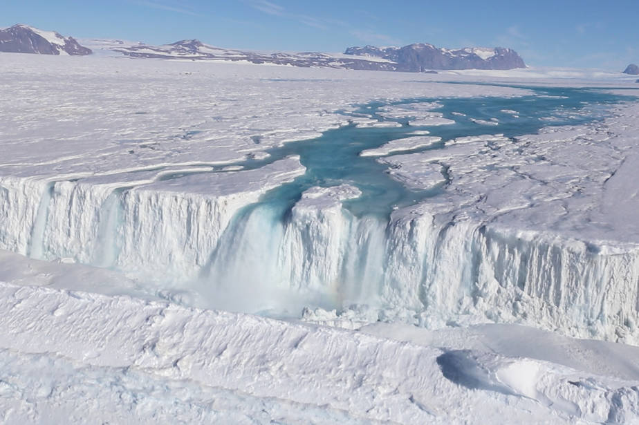 Antarctica's Ice Loss Is Speeding Up, with Sharp Acceleration in Past 5 Years