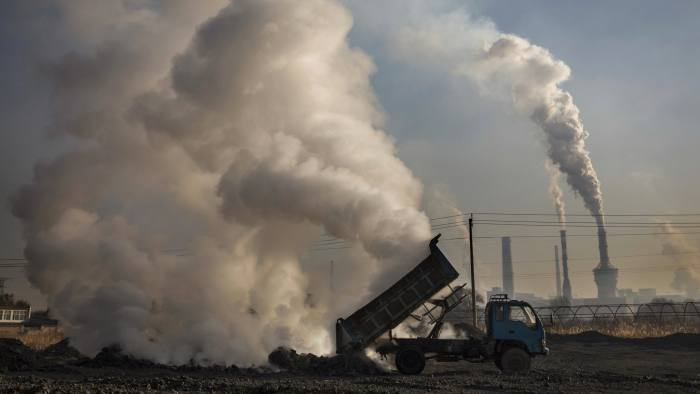 China's carbon emissions set for fastest growth in 7 years