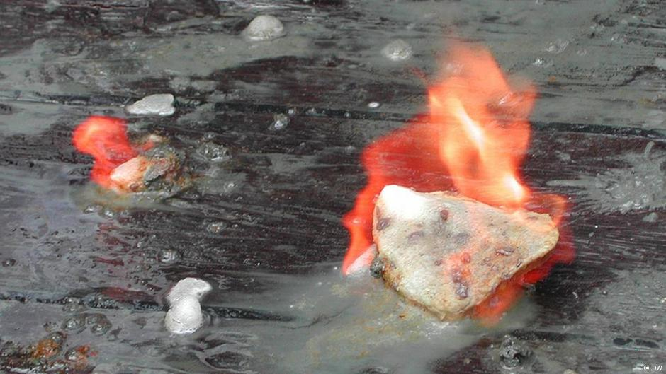 Fire and ice: The untapped fossil fuel that could save or ruin our climate