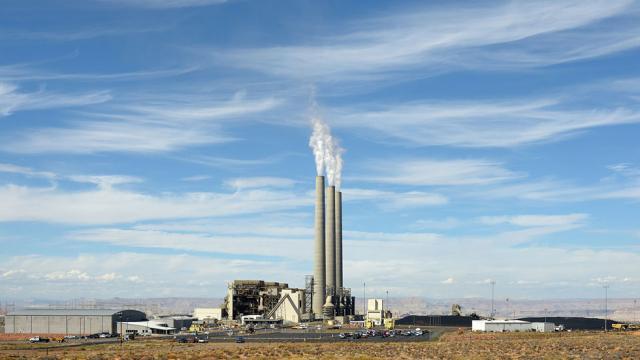 Trump EPA eases standards for coal ash disposal