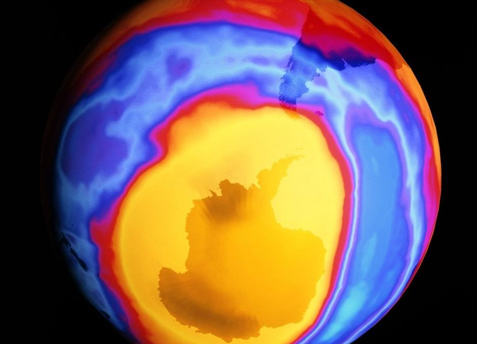 Ozone hole mystery: China insulating chemical said to be source of rise