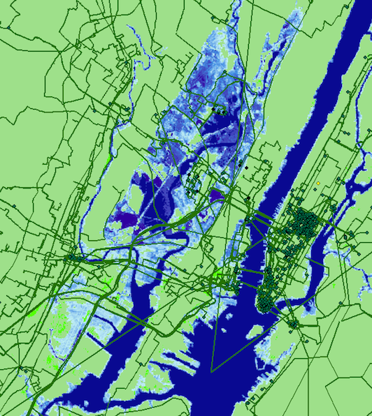 How rising seas could cause your next internet outage
