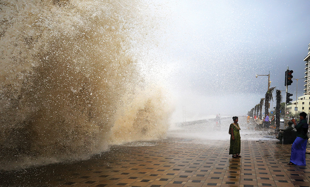As waters rise, coastal megacities like Mumbai face catastrophe