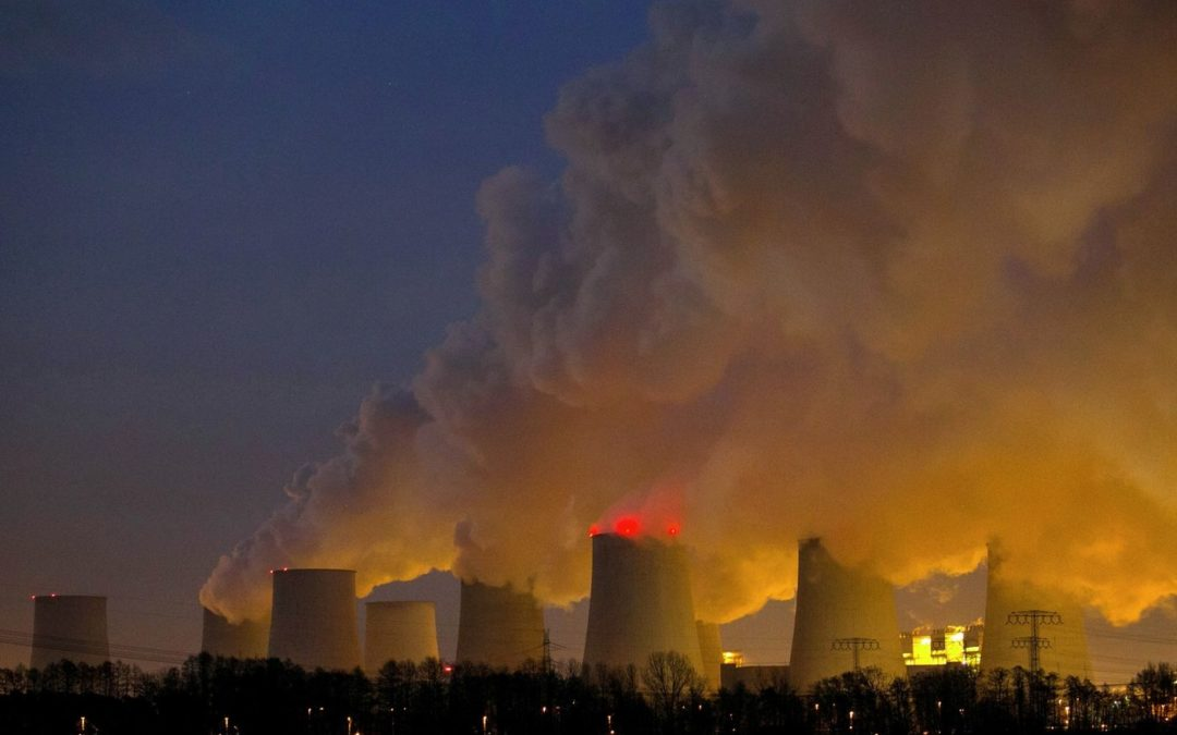 A Climate Change Wake-Up Call From Germany