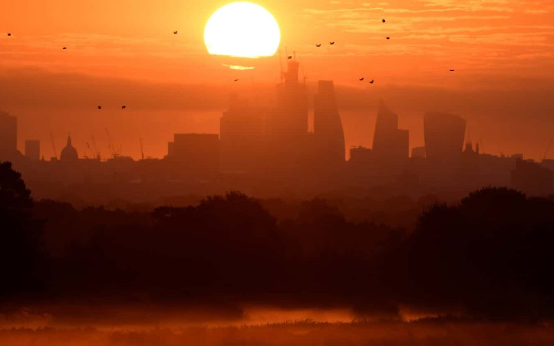 Extreme temperatures 'especially likely for next four years'