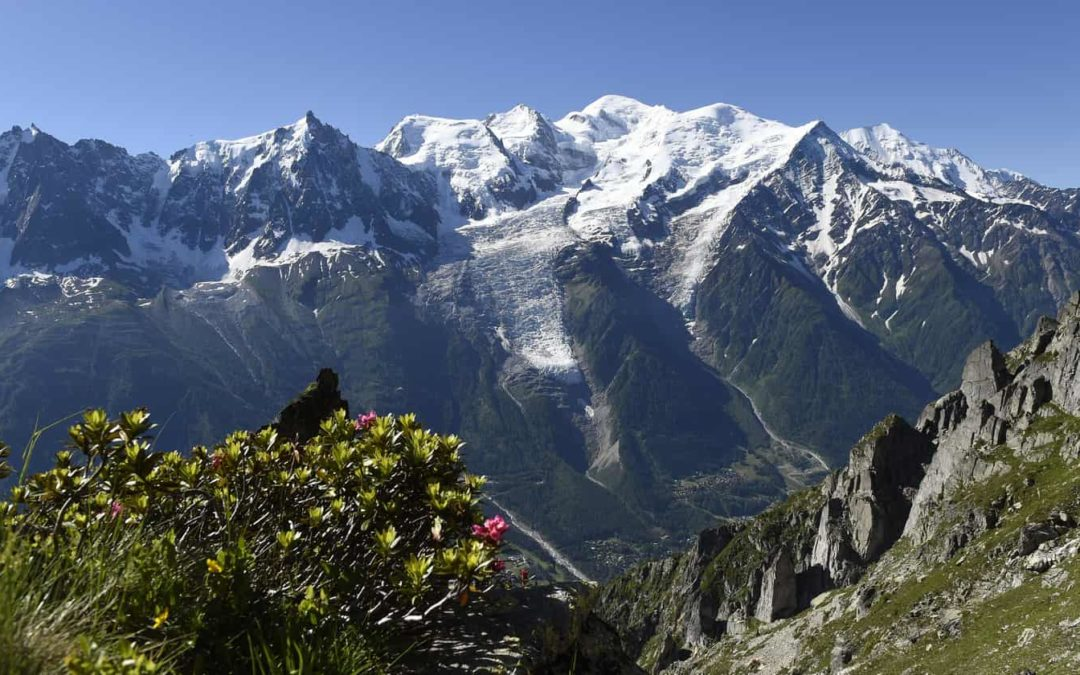 Climate change is melting the French Alps, say mountaineers