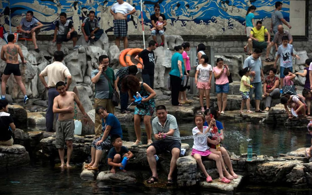 Unsurvivable heatwaves could strike heart of China by end of century
