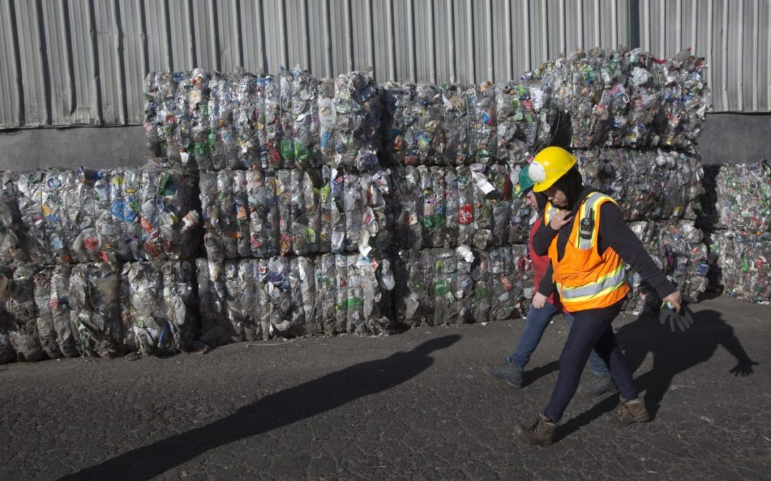 U.S. Recycling Companies Face Upheaval from China Scrap Ban