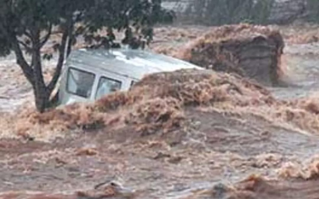 'Unique and alarming': Engineers to be tested as rain events intensify