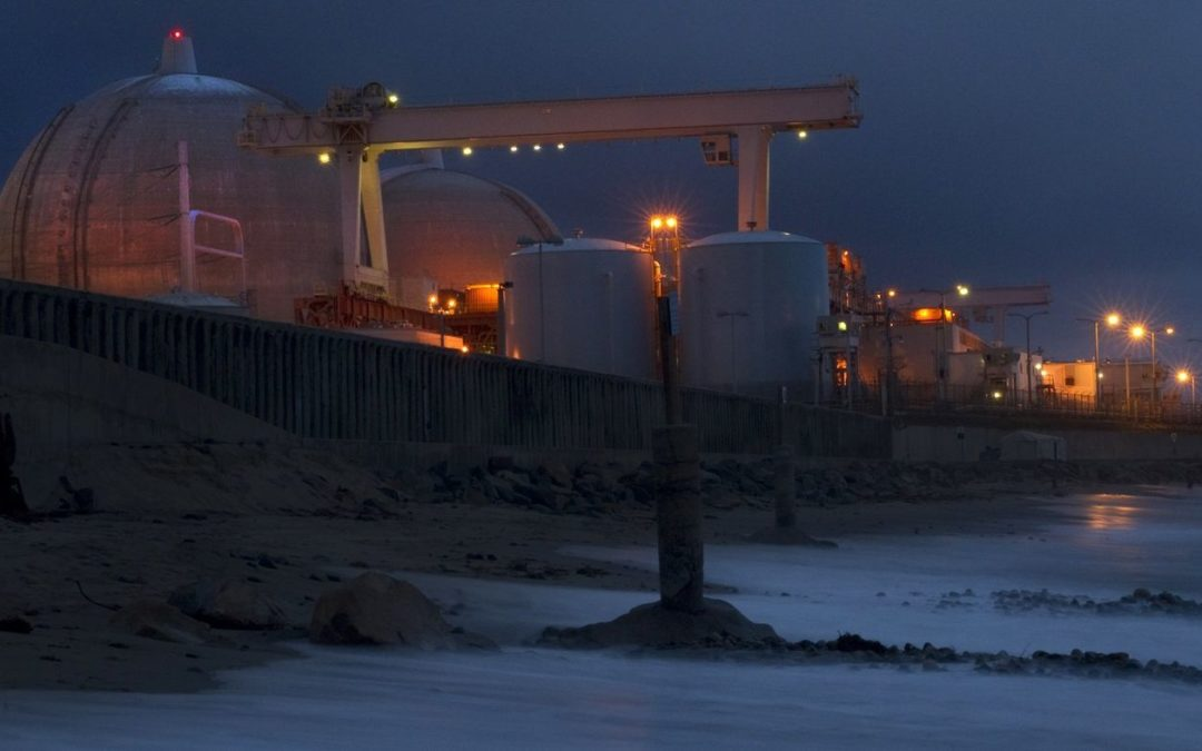The San Onofre nuclear plant is a 'Fukushima waiting to happen'