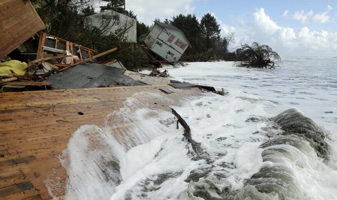 Rising seas and falling land: Tacoma needs to prepare for the impacts of climate change